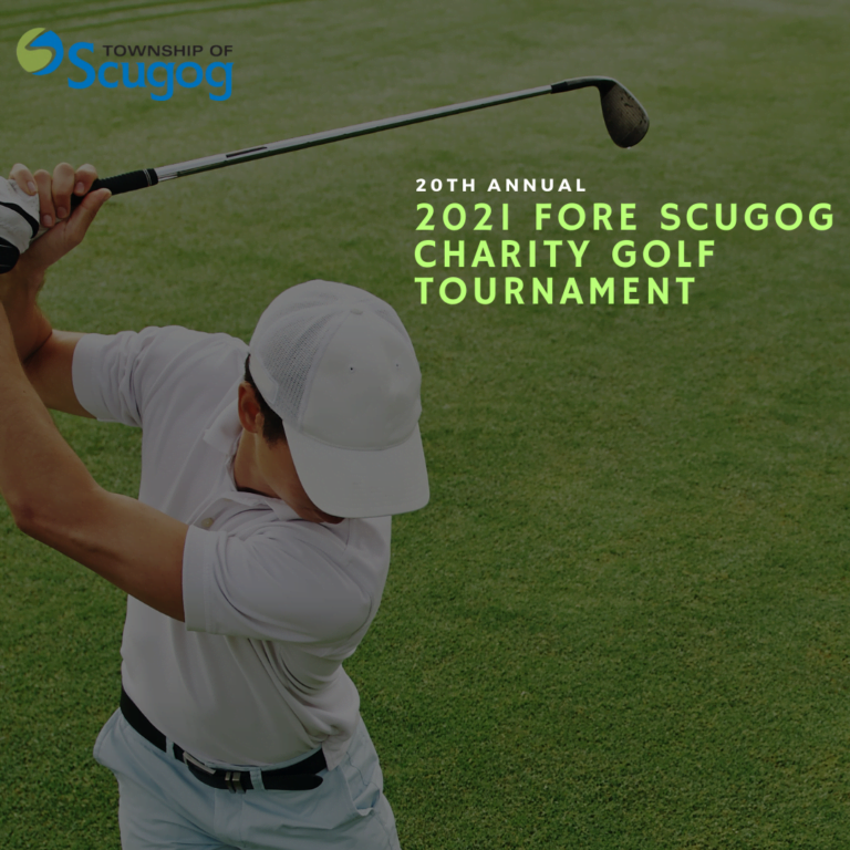 20th Annual Fore Scugog Charity Golf Tournament – September 23, 2021