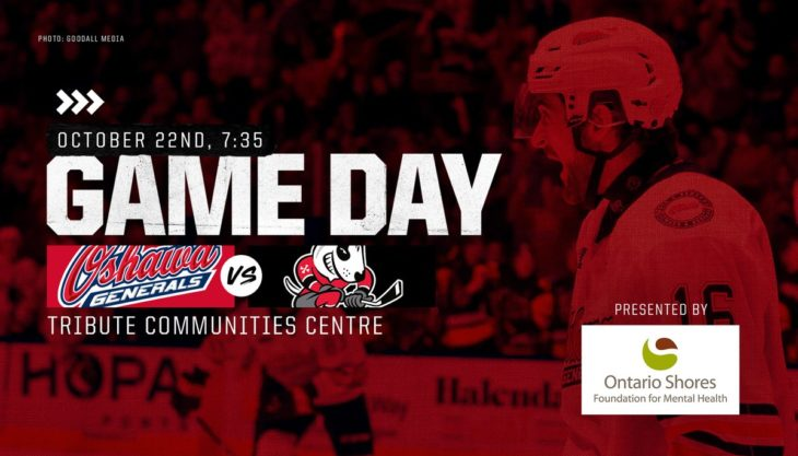 Generals look to rebound against IceDogs