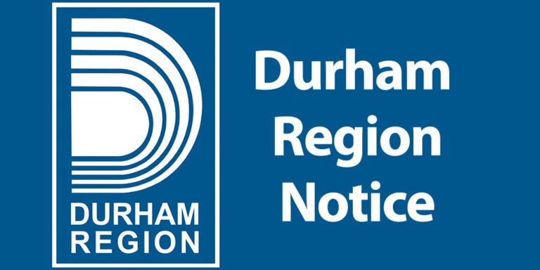 Durham Region Notice: Recycle your batteries during the week of November 8